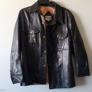 Remy Leather Men's Jacket